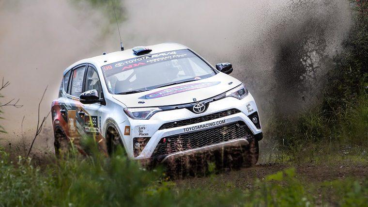 2017 Toyota Rally RAV4