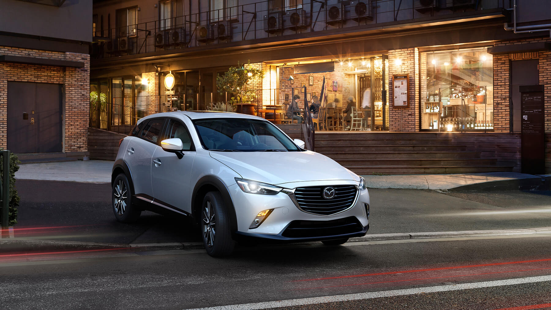 2017 mazda cx-3 overview | the news wheel