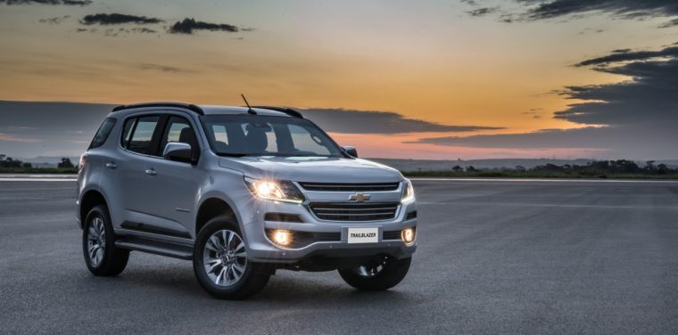 2018 Chevrolet Trailblazer