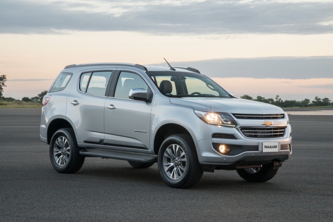 2018 Chevrolet Trailblazer Gets Aesthetic Upgrades and ...