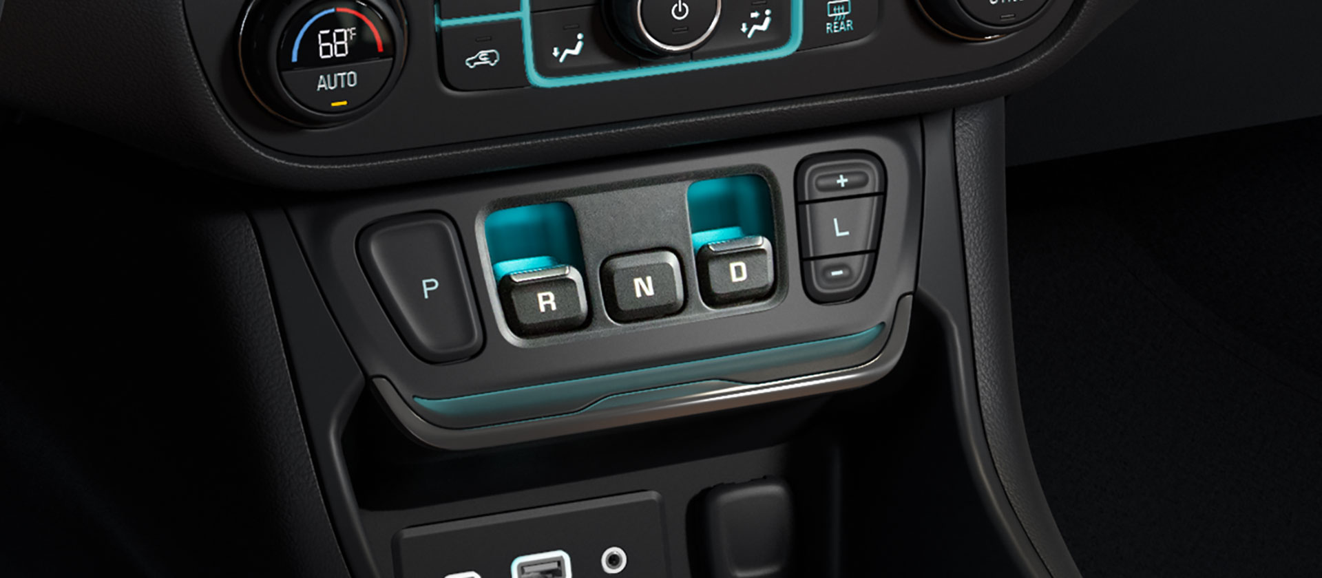 Gmc Debuts New Transmission Interface In The 2018 Terrain