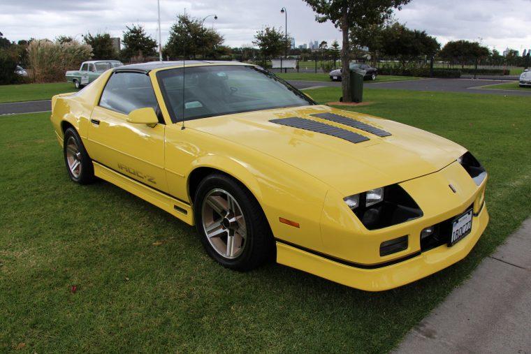 1987 Chevrolet Camaro IROC-Z Z28