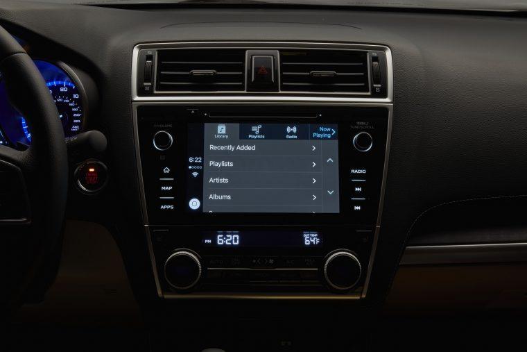 Subaru Starlink