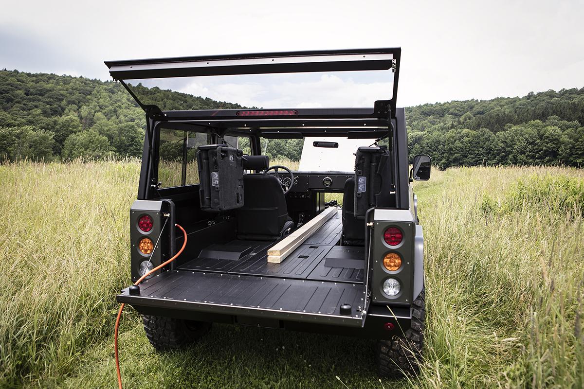 Bollinger Motors Reveals Electric Sport Utility Truck Gm