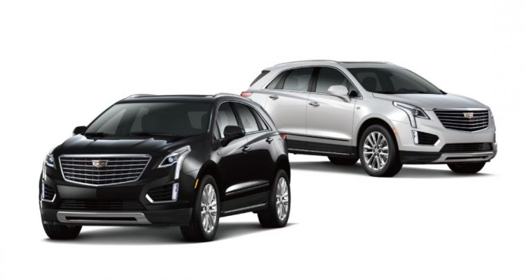 Cadillac XT5 FIRST LIMITED EDITION