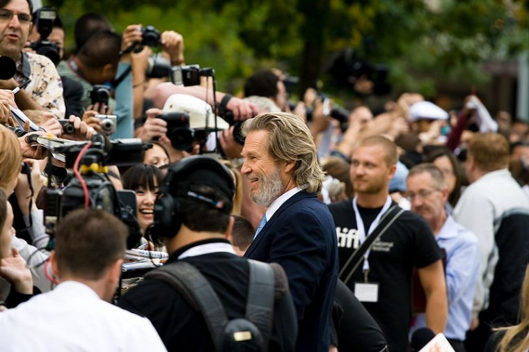 Celebrities who drive hyundai cars Jeff Bridges