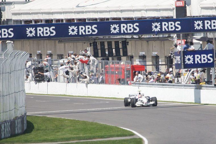 Robert Kubica wins 2008 Canadian GP