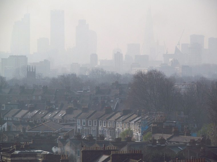 London air pollution