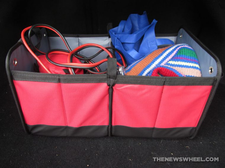 MECO Car Trunk Organizer Collapsible Auto Storage Box Review gadget purchase