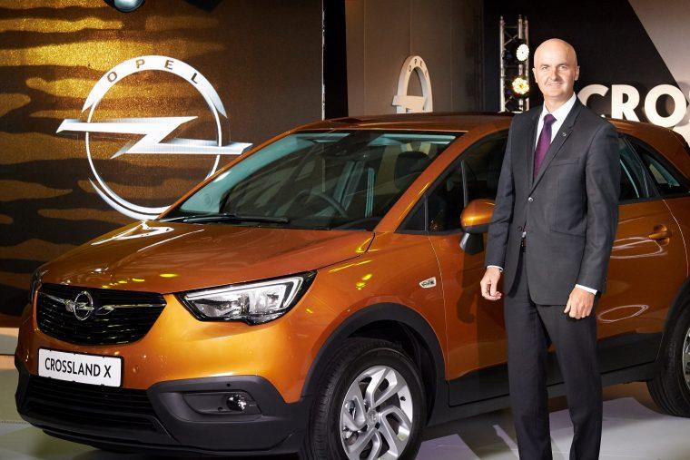 Opel Bill Mott