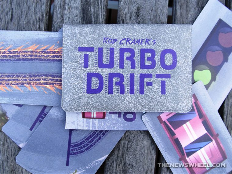 Rob Cramer Turbo Drift Card Game Pocket Car Racing review