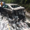 Oregon Hagfish crash slimed car
