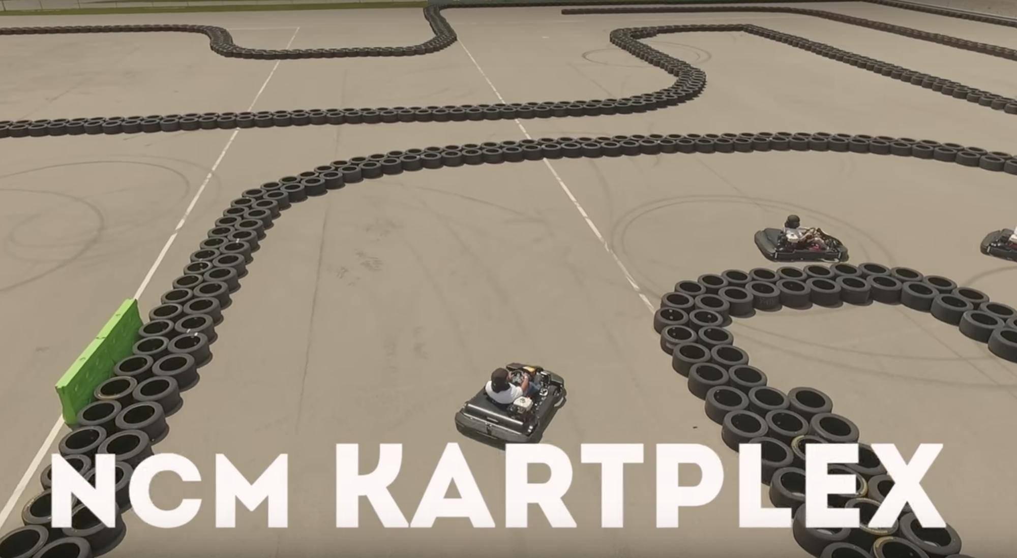 Carolina Motorsports Park >> Check Out the National Corvette Museum's Kartplex Go-Kart ...