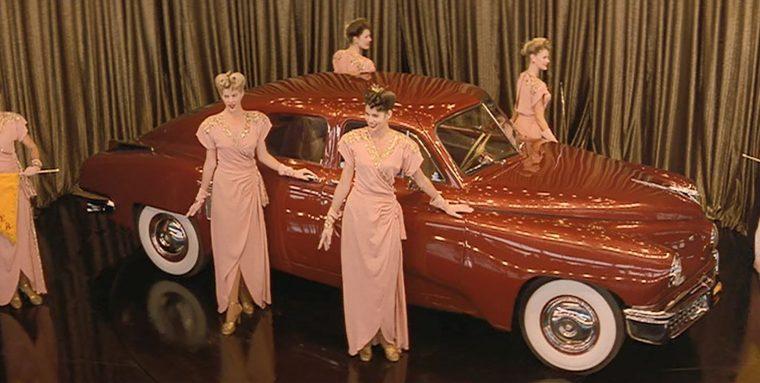 Tucker the Man and His Dream movie review car automobile film Jeff Bridges Coppola scene