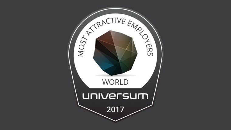 World's Most Attractive Employers