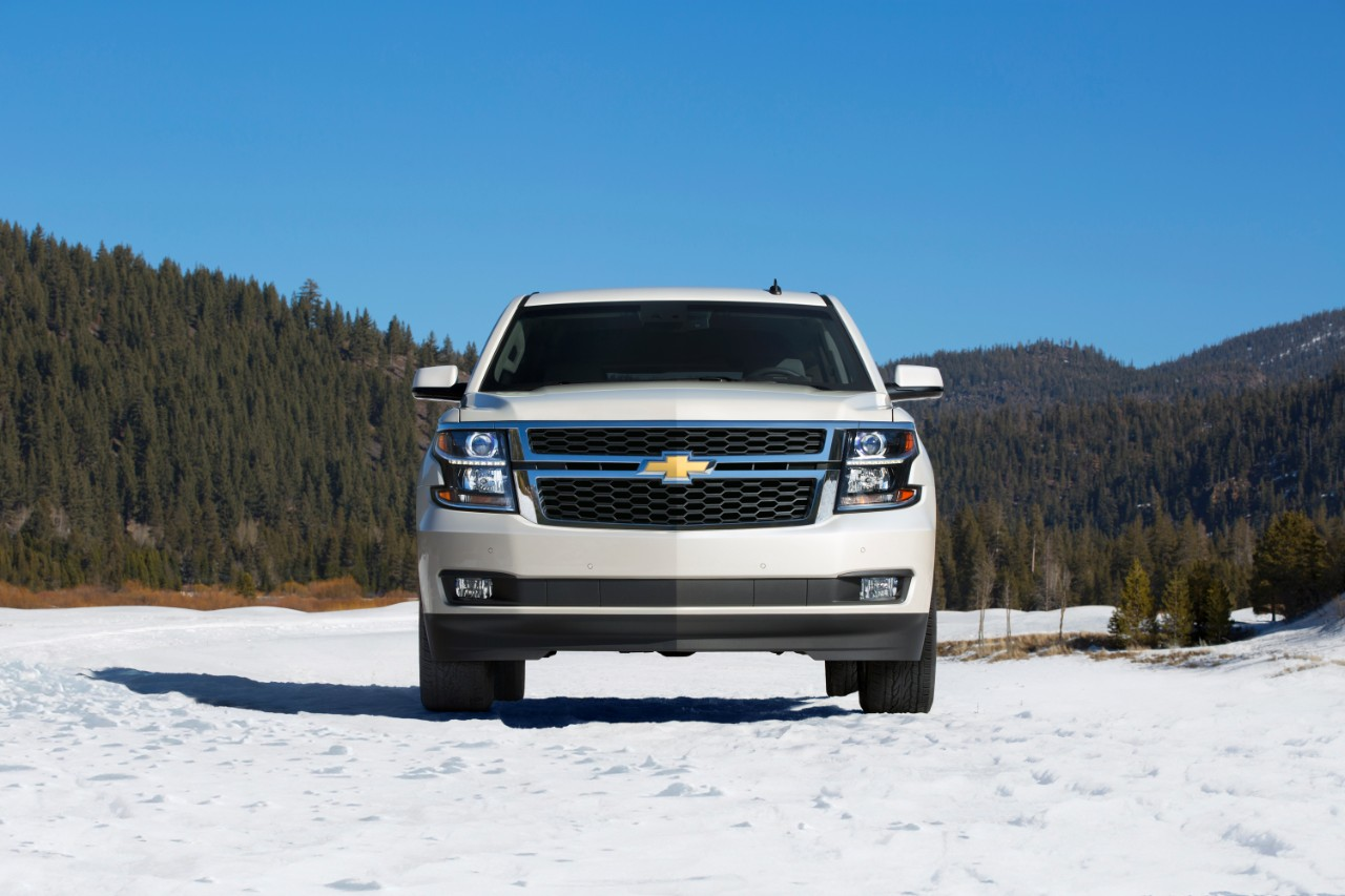 2017 chevrolet tahoe overview the news wheel. Black Bedroom Furniture Sets. Home Design Ideas