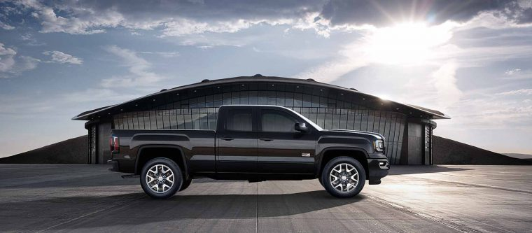 2018 gmc sierra 1500 overview the news wheel. Black Bedroom Furniture Sets. Home Design Ideas