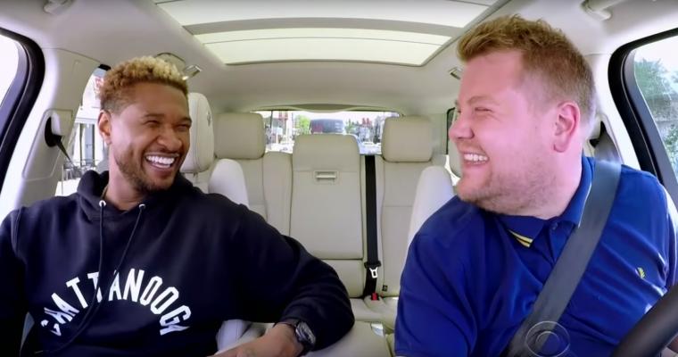 Usher Carpool Karaoke
