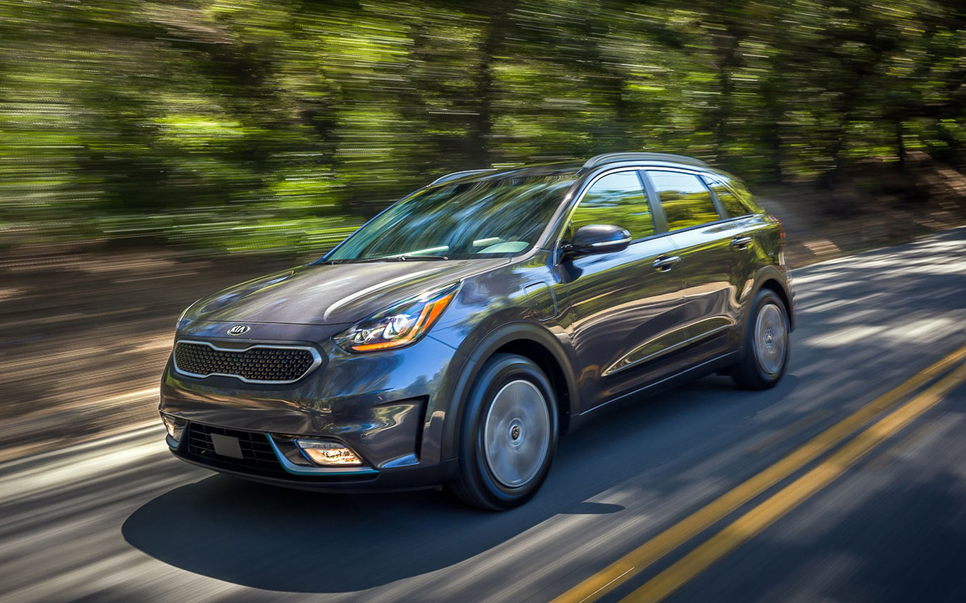 kia soon to release all electric 2018 niro brand set to have 8 evs by 2022 the news wheel. Black Bedroom Furniture Sets. Home Design Ideas