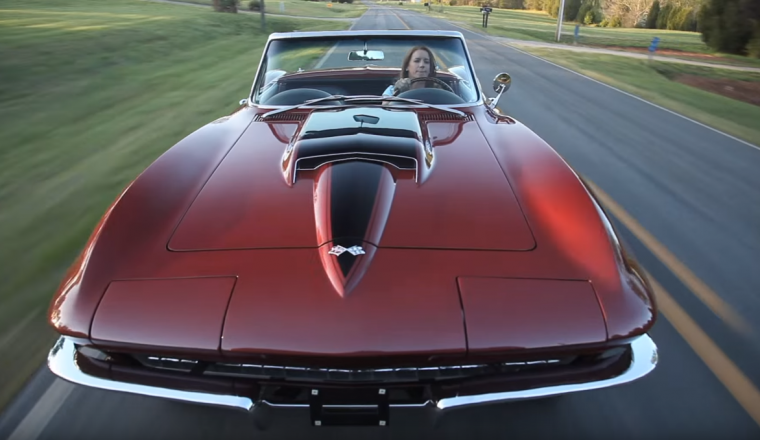 1967 Chevrolet Corvette C2 Brad Paisley Old Alabama