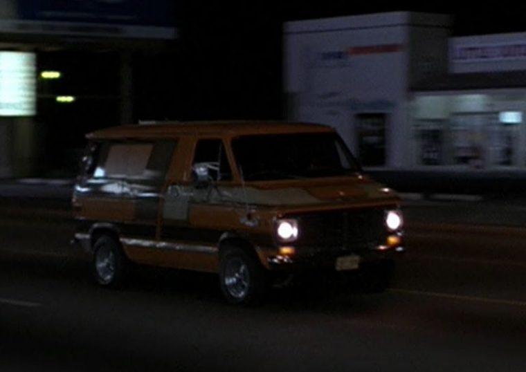 1971 Chevrolet Chevy Van