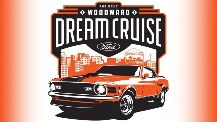 2017 Woodward Dream Cruise presented by Ford