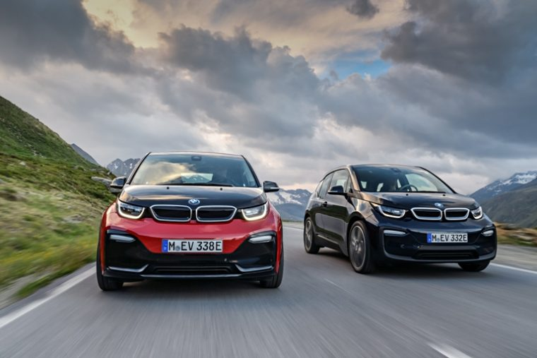 Bmw Sells More Than 10 000 Electric Vehicles In September The News