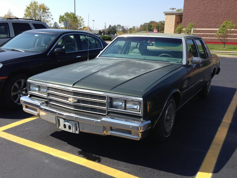 1985 Chevrolet Impala
