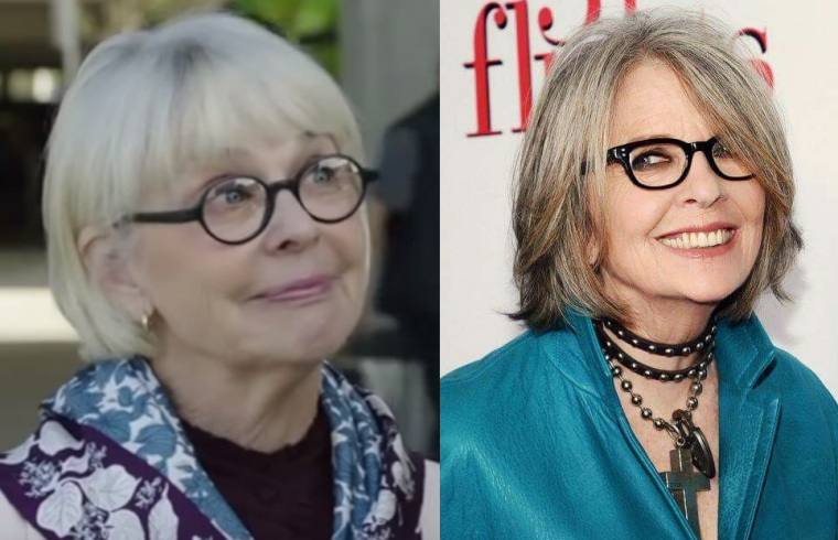 Lauree Berger Diane Keaton