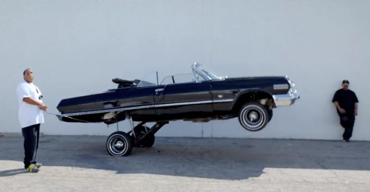 Drake Energy 1963 Black Chevrolet Impala Convertible