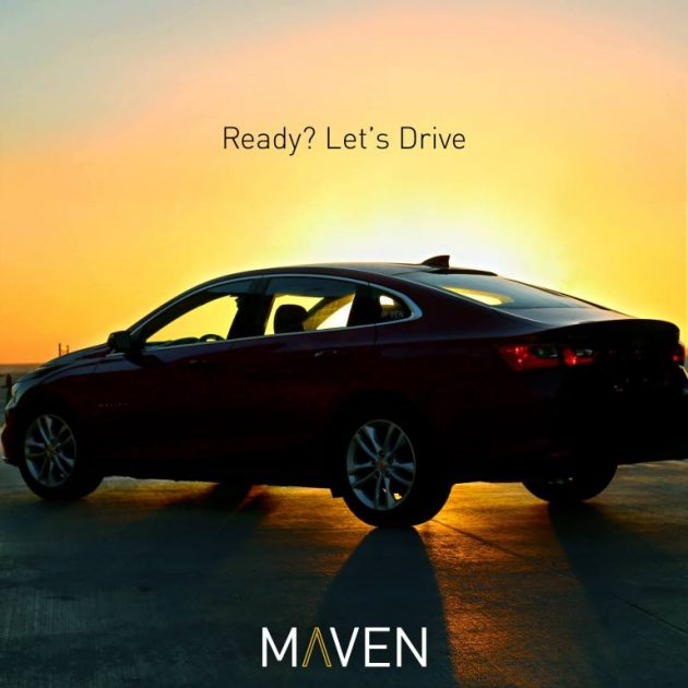 Maven ride share