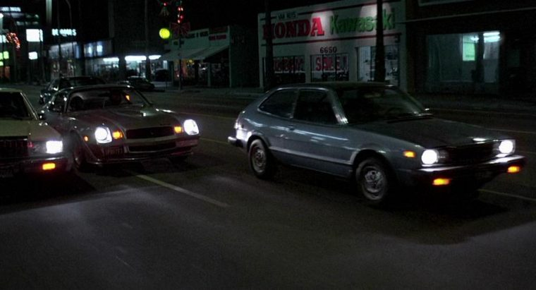 Honda Accord Fast Times at Ridgemont High