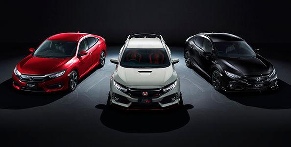 Honda Civic Japan