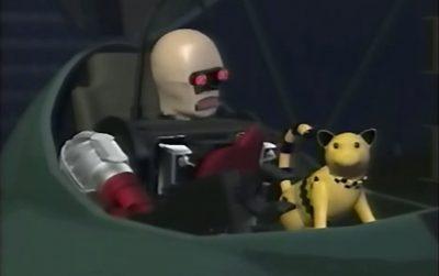 Incredible Crash Dummies Fox TV show program 1993 CGI animated cartoon cars