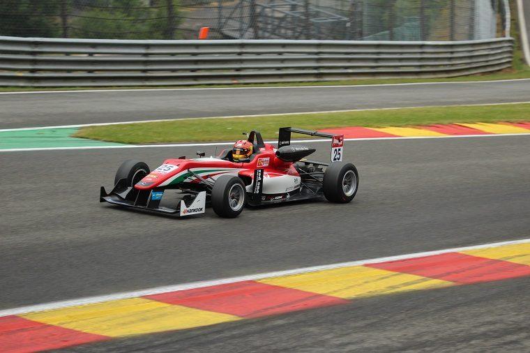 Lance Stroll in Formula 3