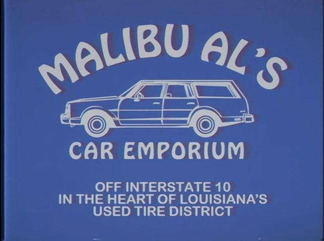 Malibu Al's Car Emporium