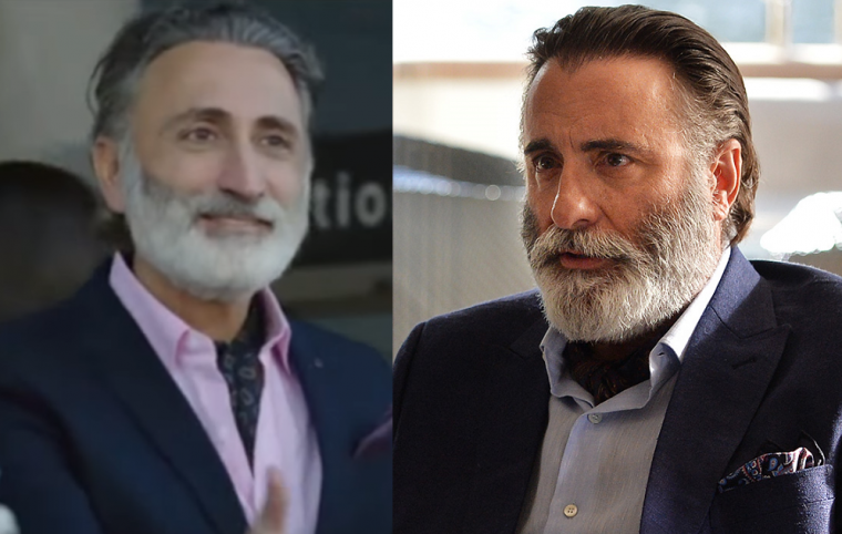 Michael Mazzeo Andy Garcia