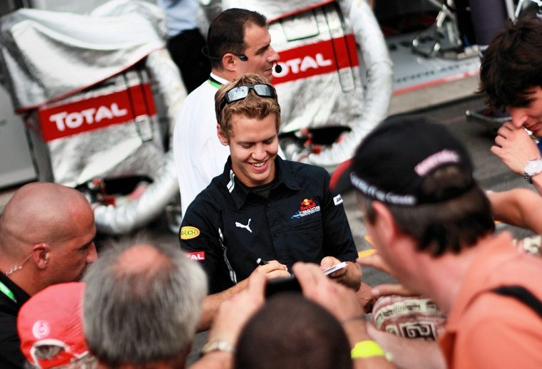 Sebastian Vettel in 2009