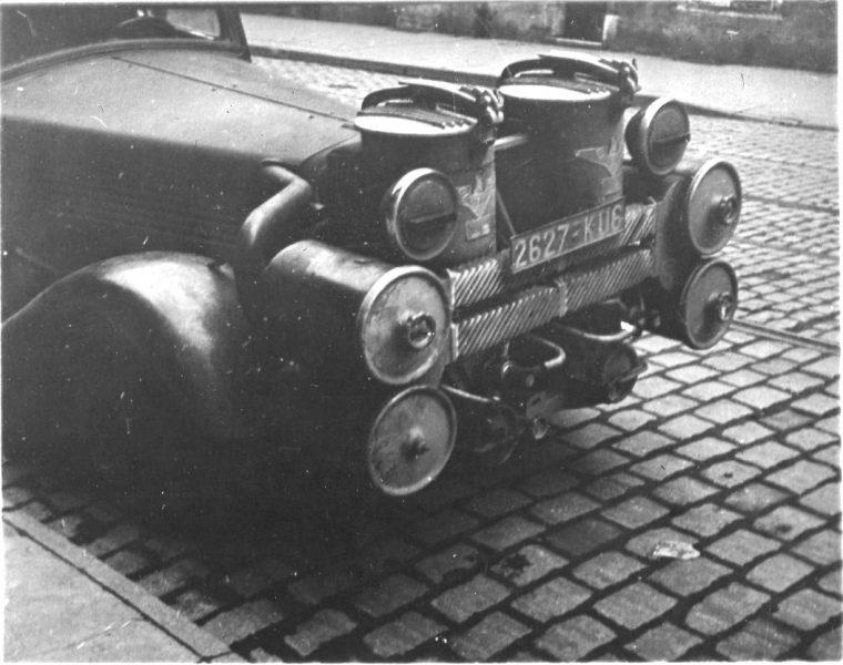 dumb car fads modifications coal wood burning fuel furnace