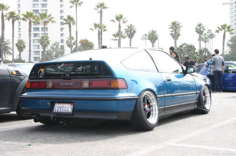 dumb car fads modifications flush hellaflush tilted squatting wheel rims