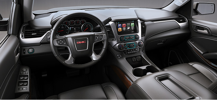 2018 GMC Yukon Overview - The News Wheel