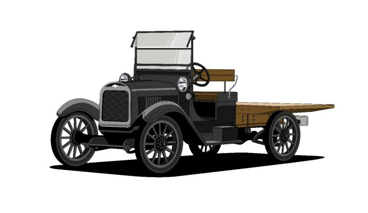 1918 One-Ton