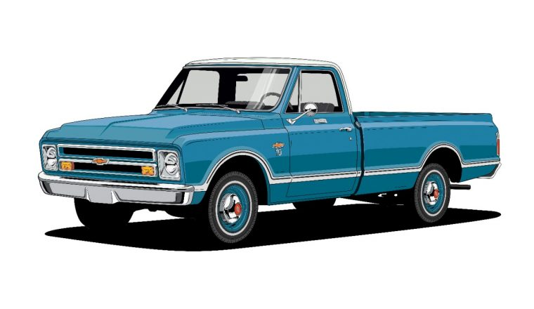 1967 C10 Fleetside