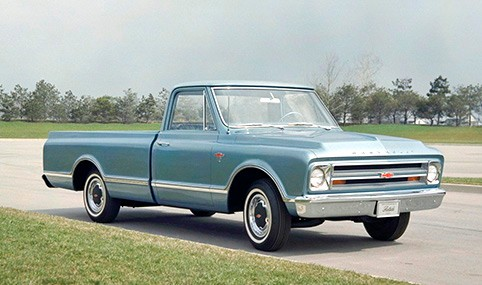 1967 Chevy C10 Fleetsid