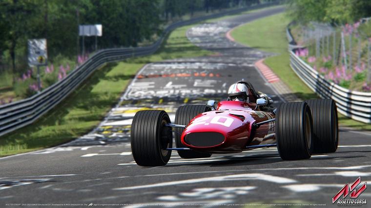 1967 Ferrari 312/67