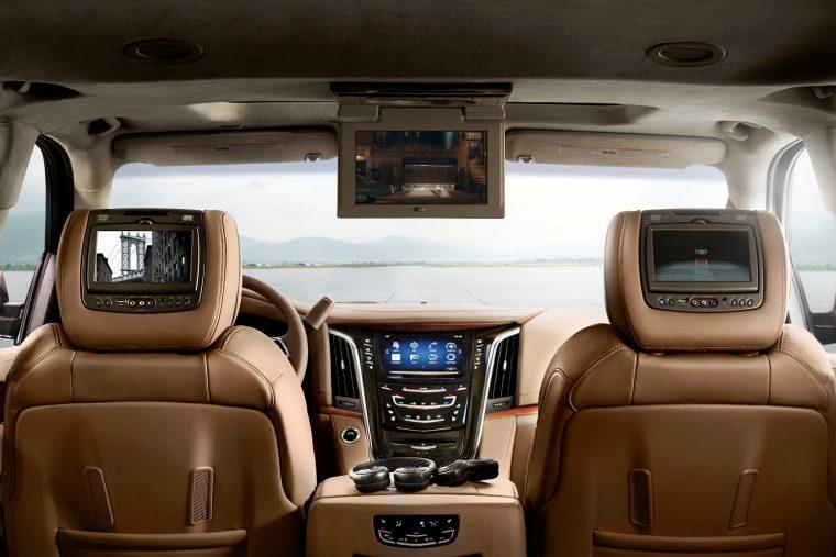 2018 Cadillac Escalade Overview The News Wheel