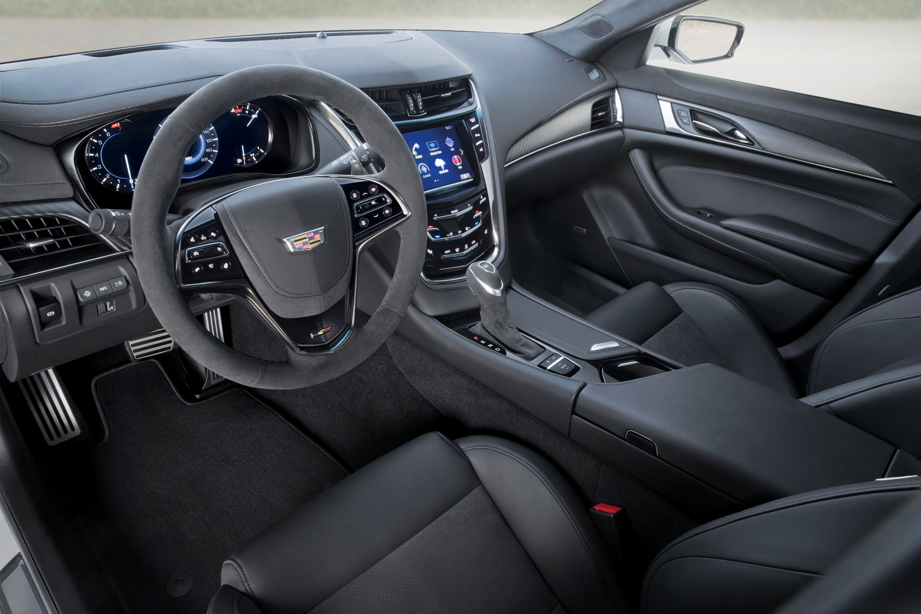 2018 Cadillac CTS-V Overview - The News Wheel