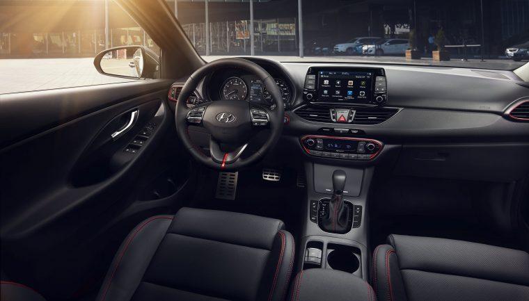 2018 Hyundai Elantra GT Overview model specs details dashboard