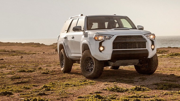 2018 toyota 4runner overview the news wheel. Black Bedroom Furniture Sets. Home Design Ideas