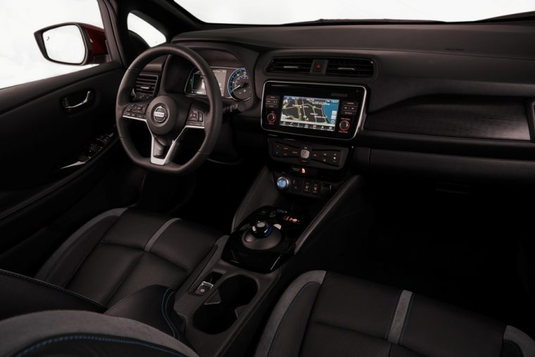 2018 Nissan LEAF Interior